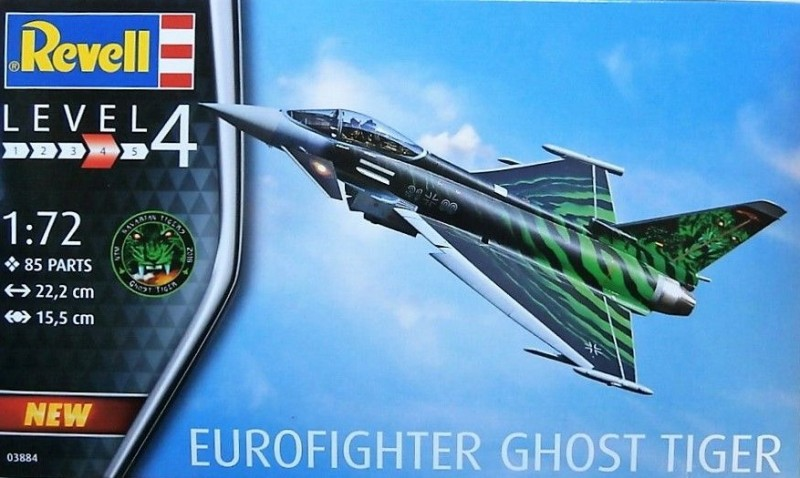 "Eurofighter ""Ghost Tiger """