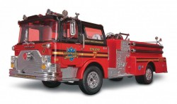 Max™ Mack Fire Pumper Snap Kit