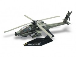 AH-64 Apache Helicopter Snap Kit