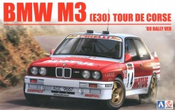 BMW M3 E30 `89 Tour de Corse Rally Ver.