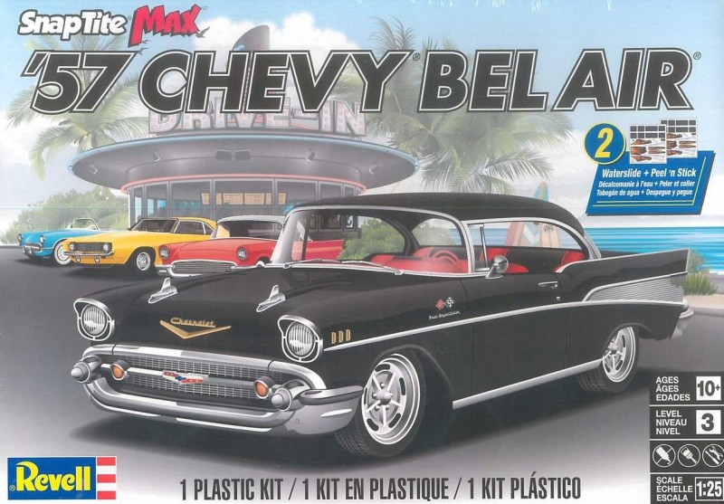 `57 Chevy Bel Air