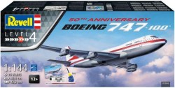 Boeing 747-100, 50th Anniversary Gift-Set