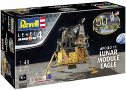 "Apollo 11 Lunar Module ""Eagle"" (50 Years Moon Landing) Gift-Set"
