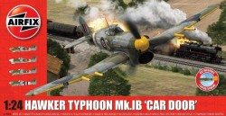 Hawker Typhoon 1B - Car Door (plus extra Luftwaffe scheme)