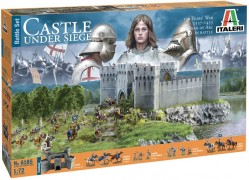 CASTLE UNDER SIEGE - 100 Years' War 1337/1453