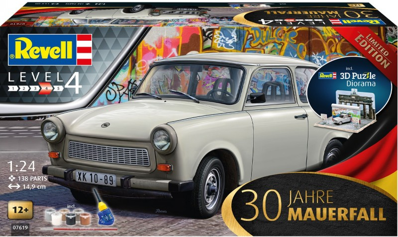"""30th Anniversary """"Fall of the Berlin Wall"""" Gift-Set"""