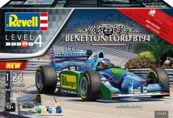 "25th Anniversary ""Benetton Ford"" Gift-Set"