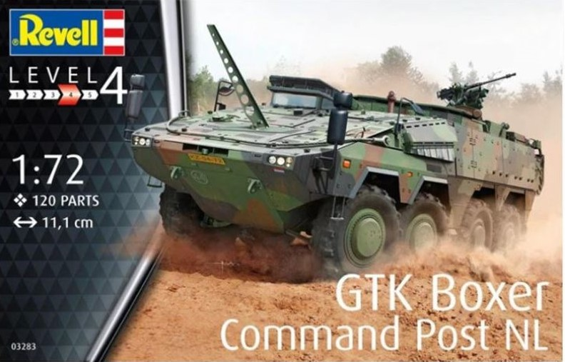 GTK Boxer Command Post NL