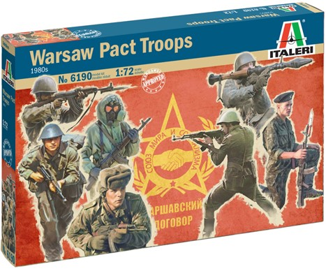 Warsaw Pact Troops (1980s)