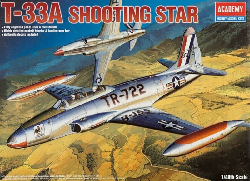 T-33A SHOOTINGSTAR