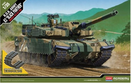ROK ARMY K2 BLACK PANTHER