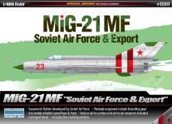 "Mig-21 MF ""Soviet Air Force & Export"" LE:"