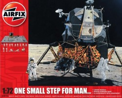 One Step for Man 50th Anniversary of 1st Manned Moon Landing